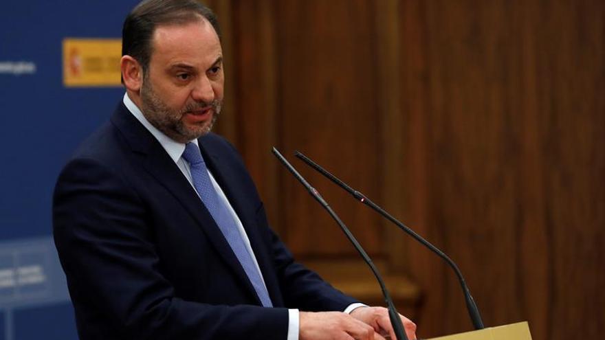 Ábalos admite que la negociación parlamentaria está abierta a topes de precio del alquiler