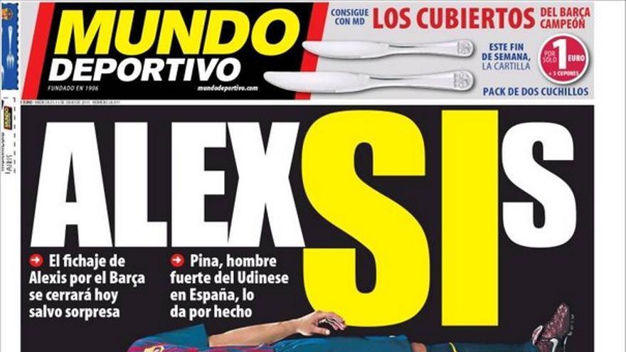De las portadas del día (13/07/2011) #13