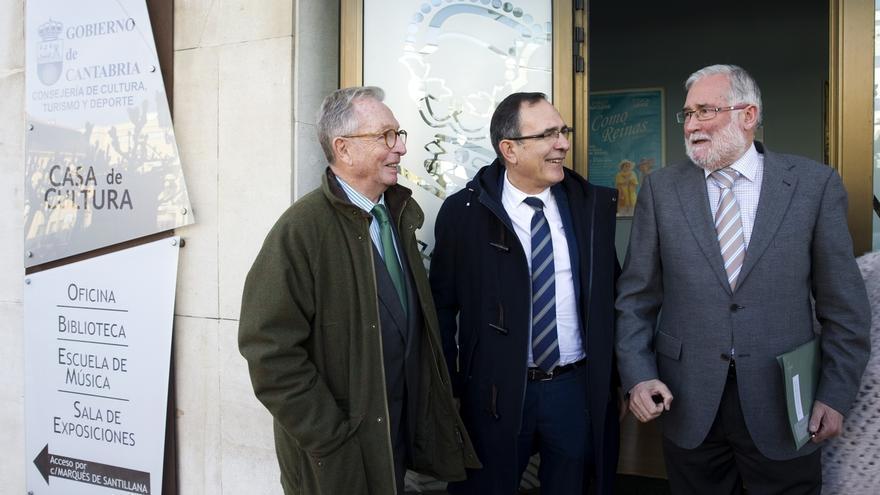 El Gobierno abrirá en Torrelavega una exposición permanente dedicada al pintor cántabro Eduardo Pisano
