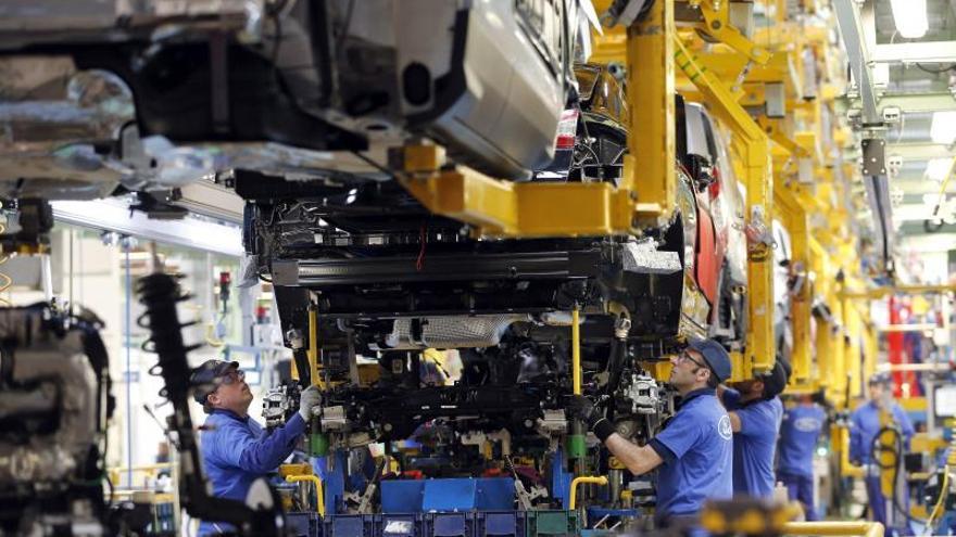 Los precios industriales bajan un 3,3 % en septiembre por la caída de la luz