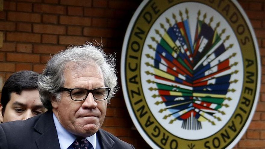 La OEA y el Parlacen firman la declaración para proteger los derechos de los migrantes