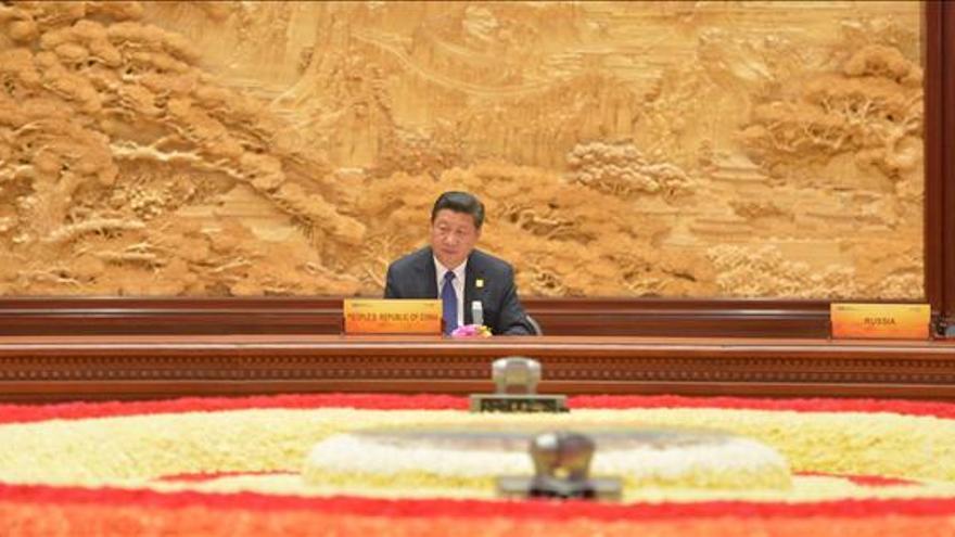 Xi Jinping y Barack Obama se reúnen en Pekín tras finalizar la cumbre de APEC