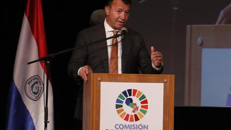 """Paraguay suscribe la Agenda 2030 de la ONU para cumplir """"un sueño de progreso"""""""
