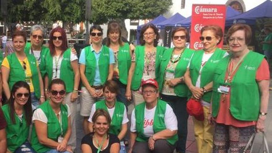 Imagen de archivo de la Feria Gastrosolidaria.