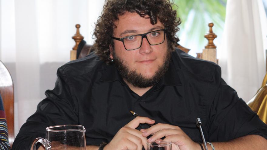 Juan José Neris e concejal del Ayuntamiento de la capital.