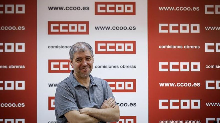 """CCOO considera """"insuficientes"""" las mejoras salariales pactadas en los convenios"""
