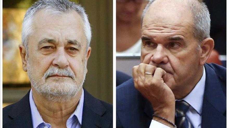 La juez pide las agendas de Chaves, Griñán, Zarrías y Viera desde 2002
