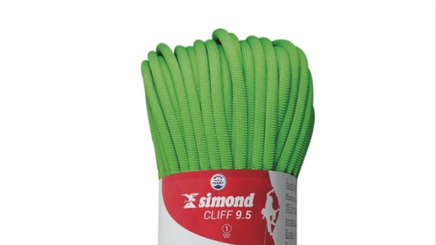 Cuerda Cliff 9,5mm Simond