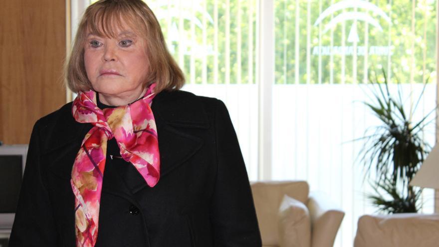 La jueza argentina María Servini de Cubría.   JUAN MIGUEL BAQUERO