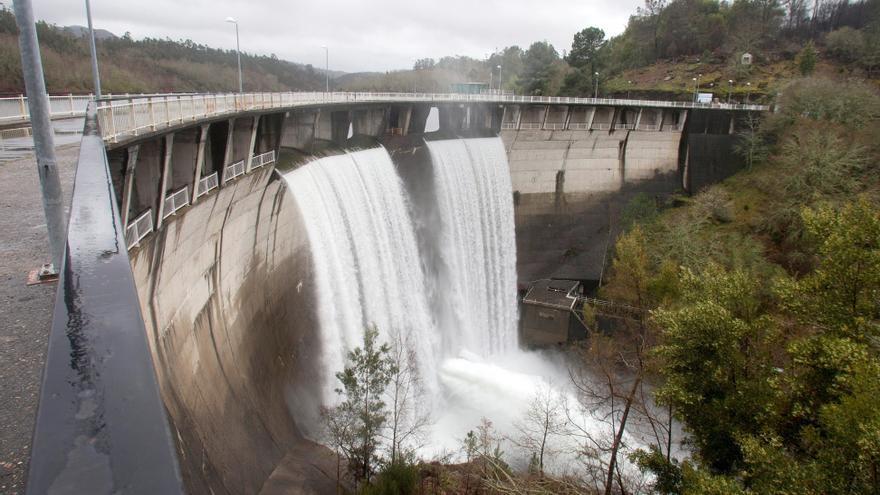 Tras las últimas lluvias, el agua embalsada sube hasta el 50% de su capacidad