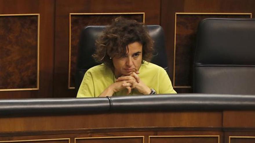 Satse dice que Montserrat no se merece ser ministra y anuncia movilizaciones
