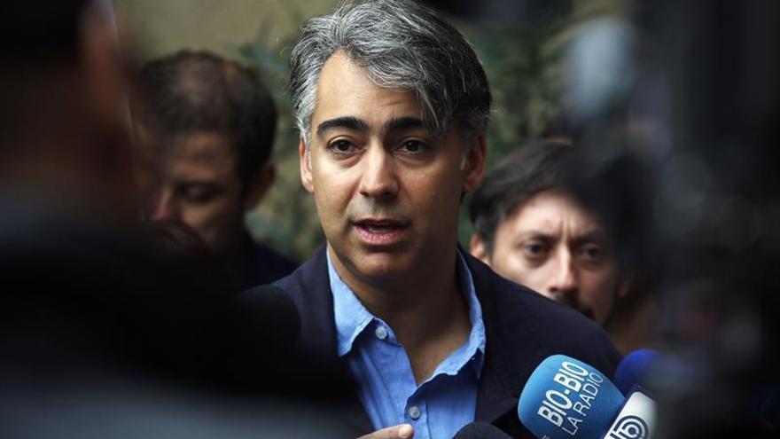 Marco Enríquez-Ominami oficializa su tercera candidatura a la Presidencia de Chile