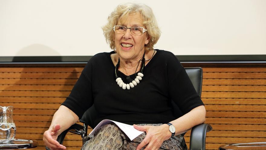 """Carmena lamenta la """"plaga de la corrupción"""" y anuncia el reglamento de Oficina contra el Fraude para próximo pleno"""