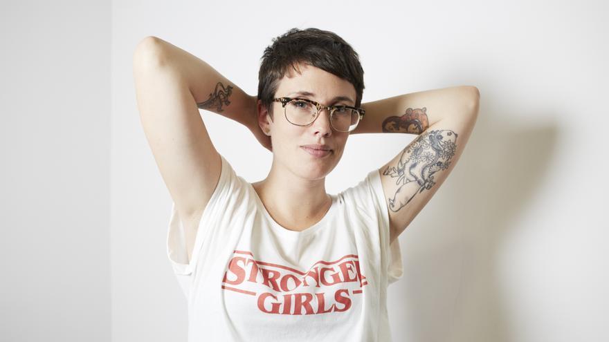 Erika Irusta, autora de 'Yo menstrúo: un manifiesto'.