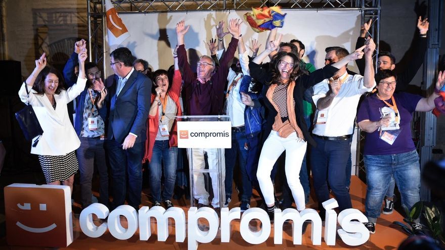El gobierno en Valencia resiste con Ribó al timón pese a que Unides Podem naufraga y sale del Ayuntamiento