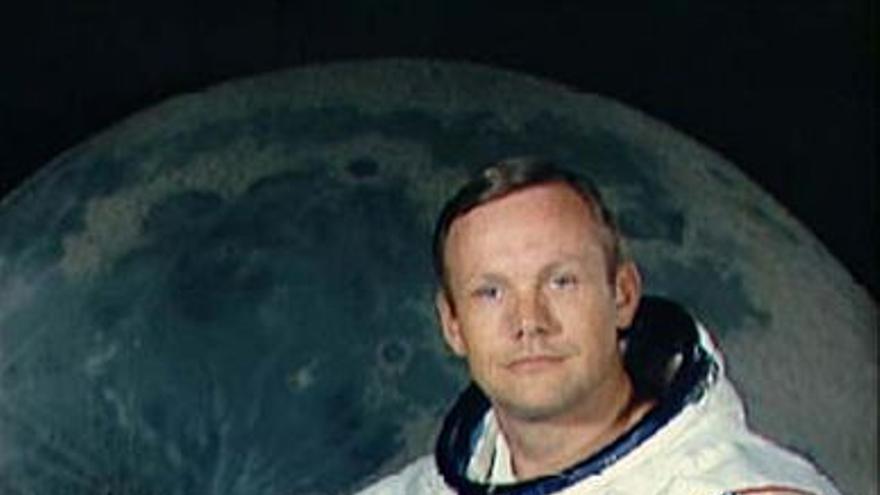 Neil Armstrong, el primer hombre que pisó la Luna (EUROPA PRESS)