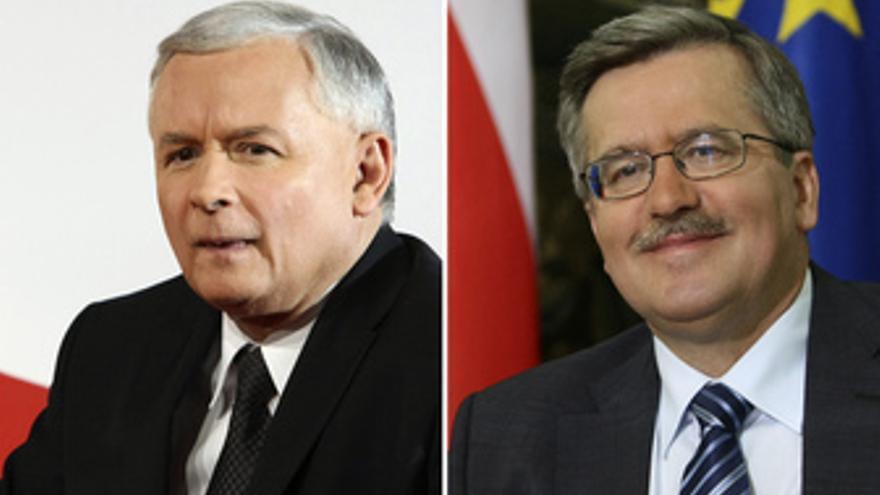 Elecciones en Polonia