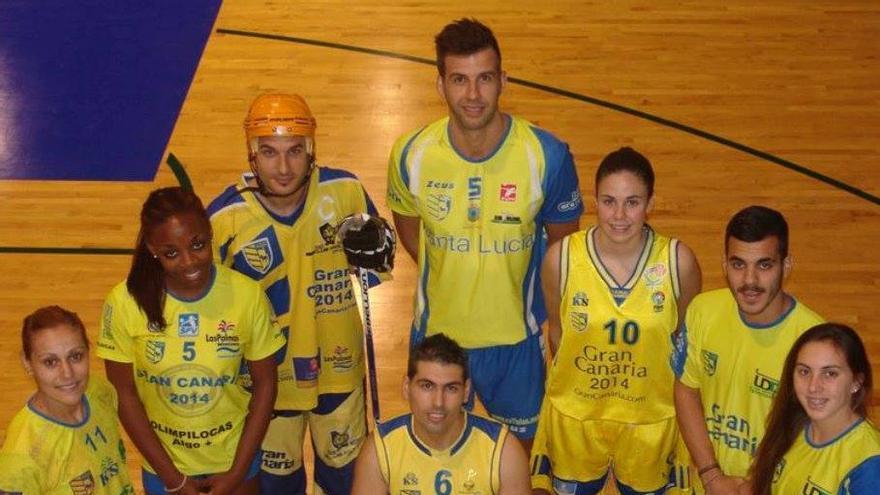 Asociación de Clubes de élite de Gran Canaria.