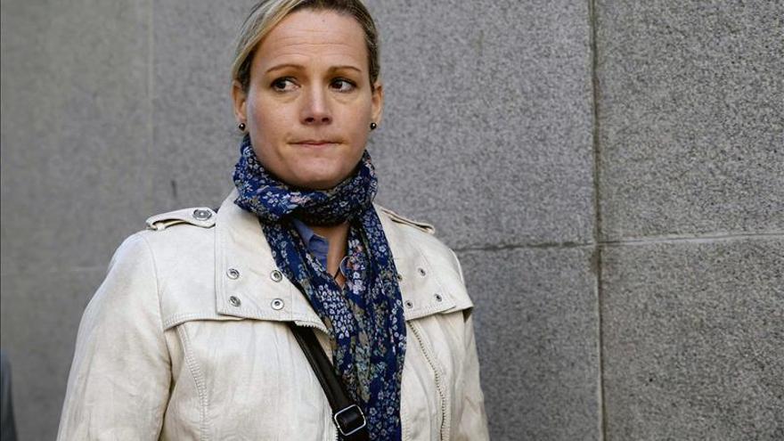 La comandante Cantera agradece el apoyo de los españoles a la dignidad de las mujeres en las FFAA