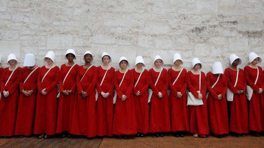 Todas las doncellas de 'El cuento de la criada'