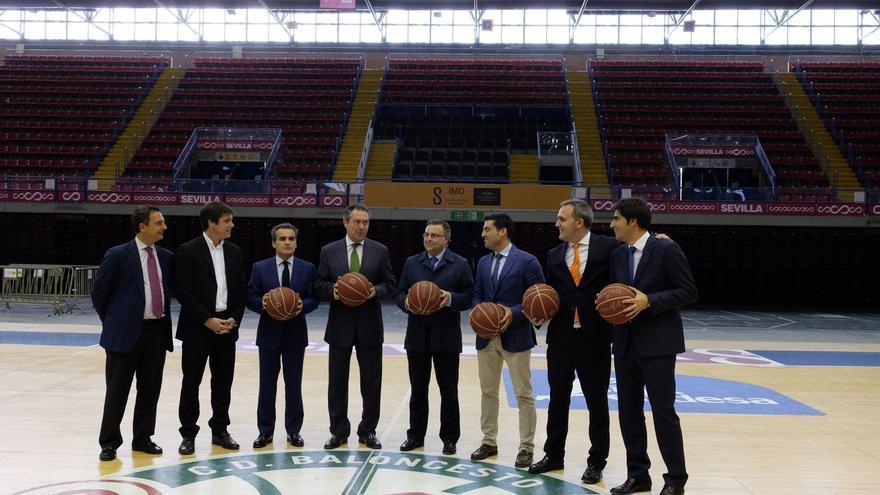 El Real Betis y Energía Plus se alían para garantizar el futuro del Baloncesto Sevilla