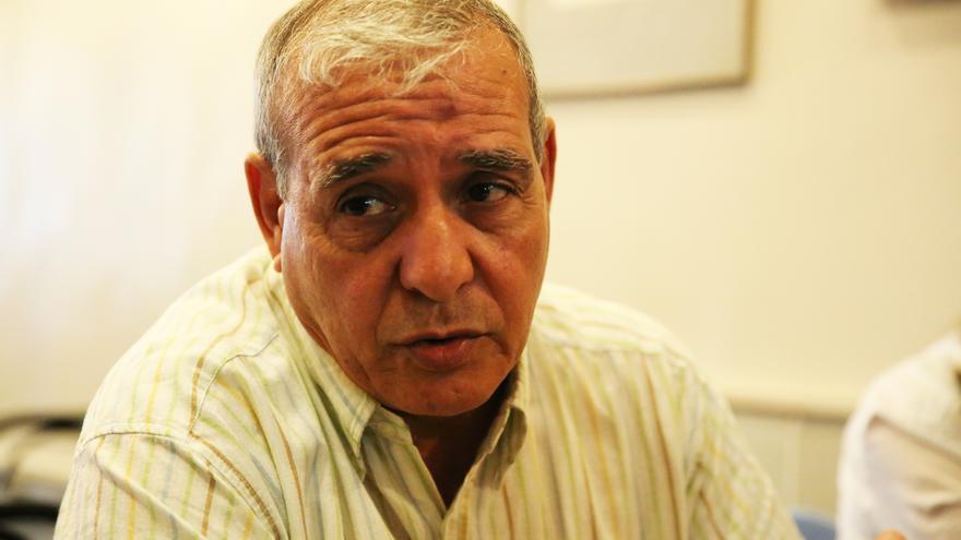 Mohamed Fadel director d'alguns centres hospitalaris a Tinduf / VITOR SANZ (Salut, Drets Acció)