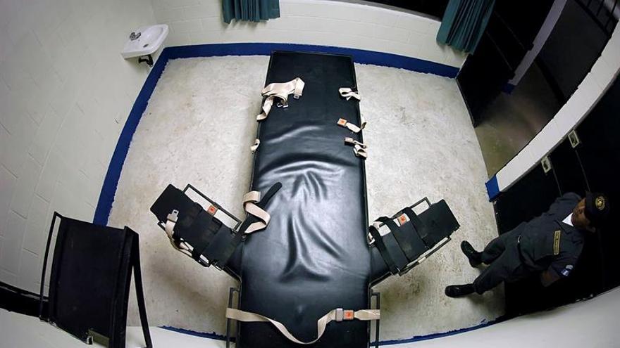 Texas ejecuta a un preso condenado por la muerte de un guardia de prisiones
