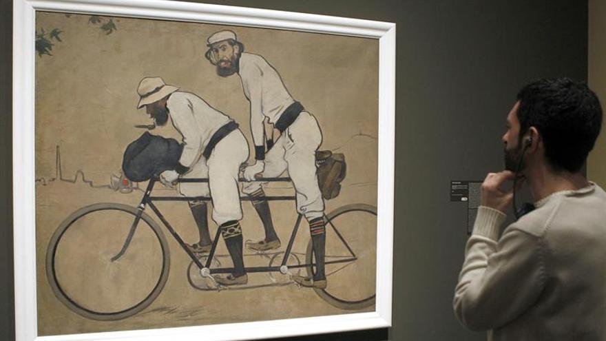 La modernidad de Ramón Casas, el Toulouse Lautrec español, llega a Madrid