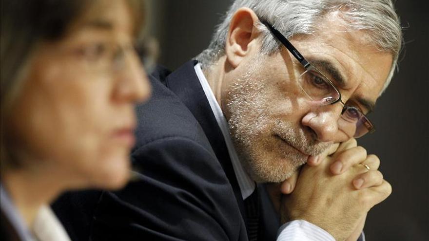 IU acusa a Sacyr de dar mala prensa a España al suspender las obras del canal