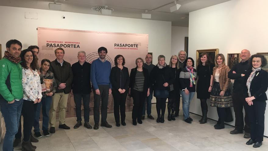 Cultura pone en marcha una campaña de difusión de los museos y colecciones museográficas permanentes de Navarra
