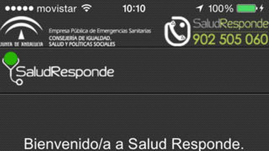 Bienvenida Salud Responde APP
