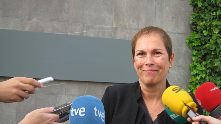 """Barkos pide a Rajoy que las relaciones entre ambos gobiernos """"sigan la misma tónica de fluidez y de encuentro"""""""