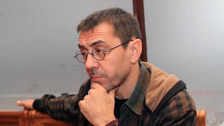Monedero denunciará al rector de la Complutense por revelación de secretos al difundir su sanción antes de conocerla