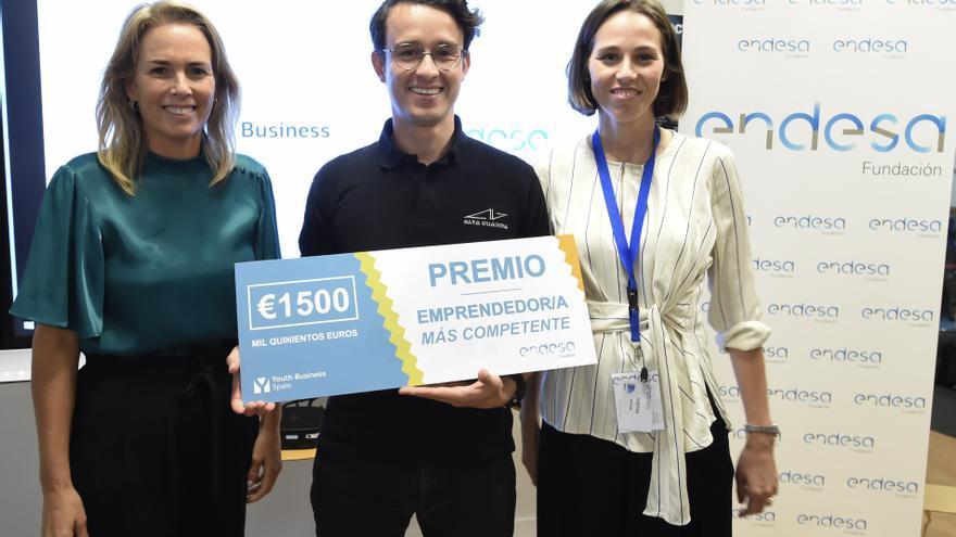 La iniciativa de alarmas de seguridad Alta Guardia, de John Correa, ha resultado ganadora del concurso Emprendedor más competente organizado por la Fundación Endesa y Youth Business Spain
