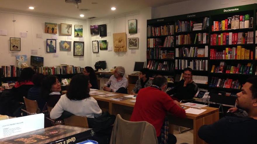 Encuentro de la asociación 'Derecho a Morir Dignamente' en Toledo