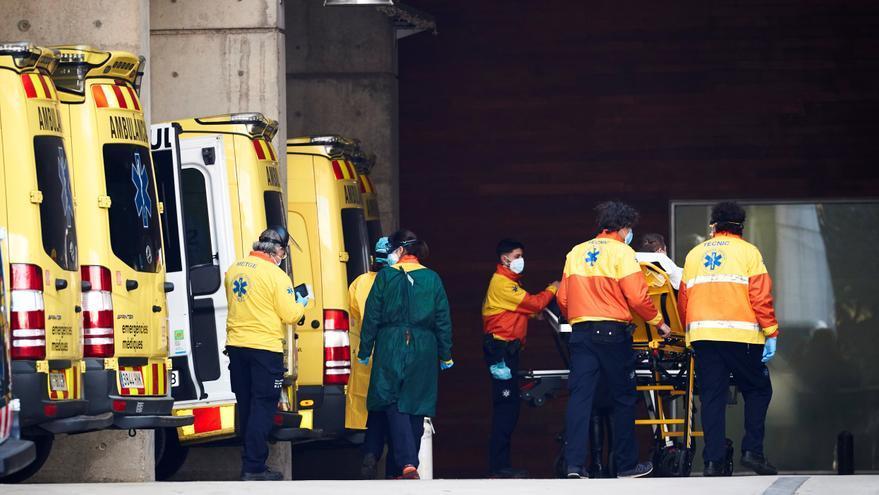 El virus continua al alza en Cataluña, con 1.884 contagios y 31 muertos más
