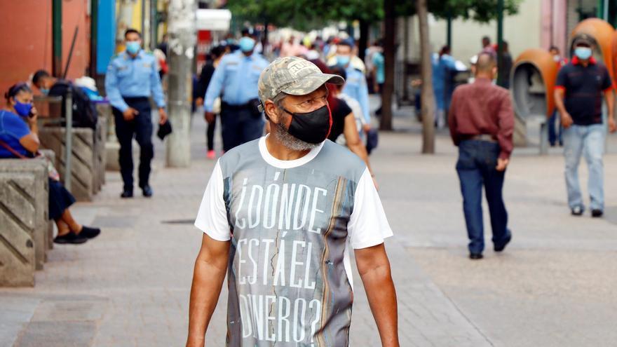 Honduras supera los 83.000 contagiados con COVID-19 y 2.500 fallecidos