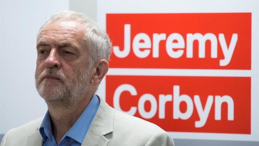 Corbyn lanza su campaña con el compromiso de combatir la injusticia social
