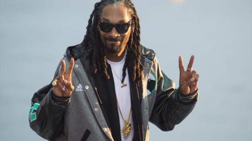 Snoop Dogg, guionista y actor de la nueva telecomedia sobre marihuana de MTV