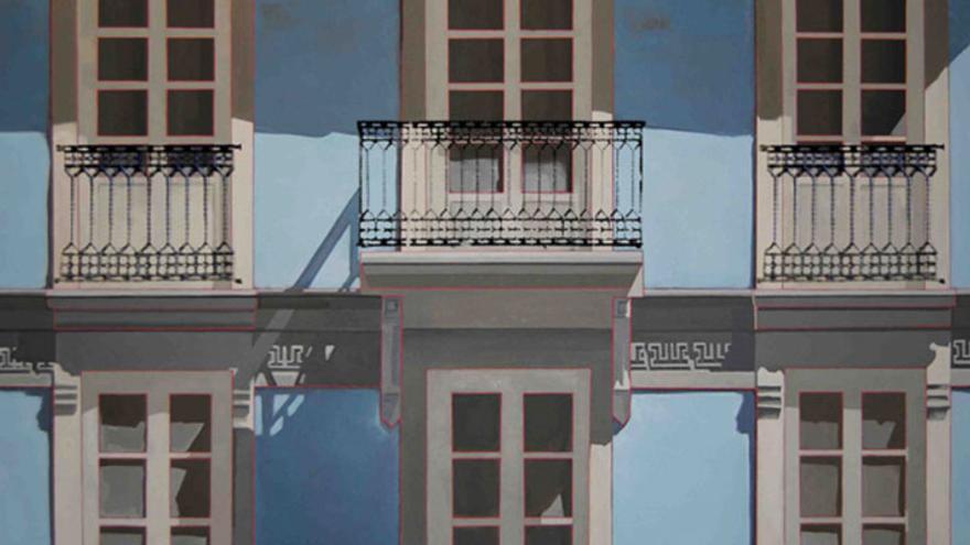 La Calle de los Solsticios se puede contemplar en Imprevisual Galería