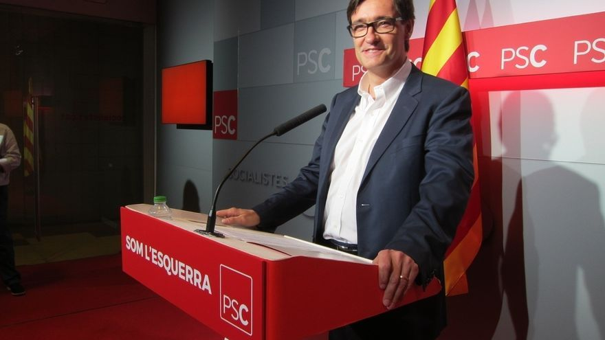 """El PSC tras el congreso del PSOE: """"Como el PSOE sale reforzado, el PSC también"""""""