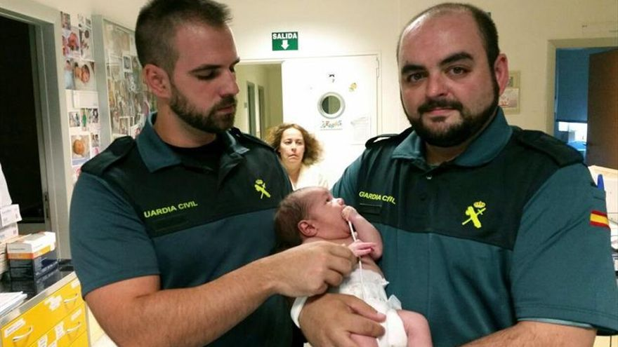 A juicio la madre que arrojó a su bebé a un contenedor de basura en Madrid