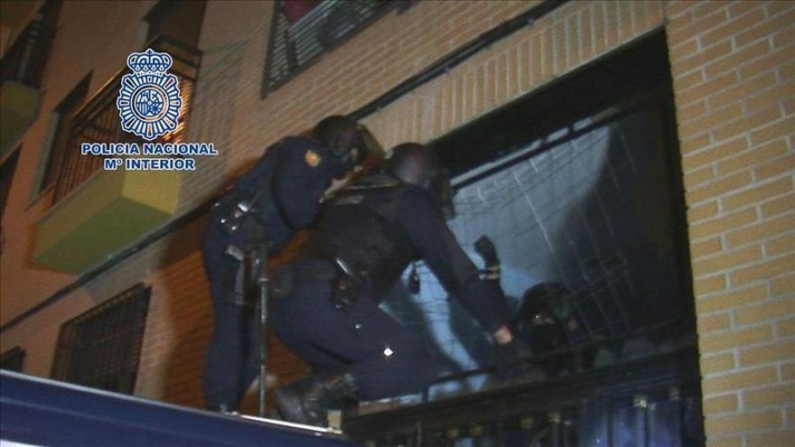 Los 15 anarquistas detenidos declaran mañana ante el juez Velasco