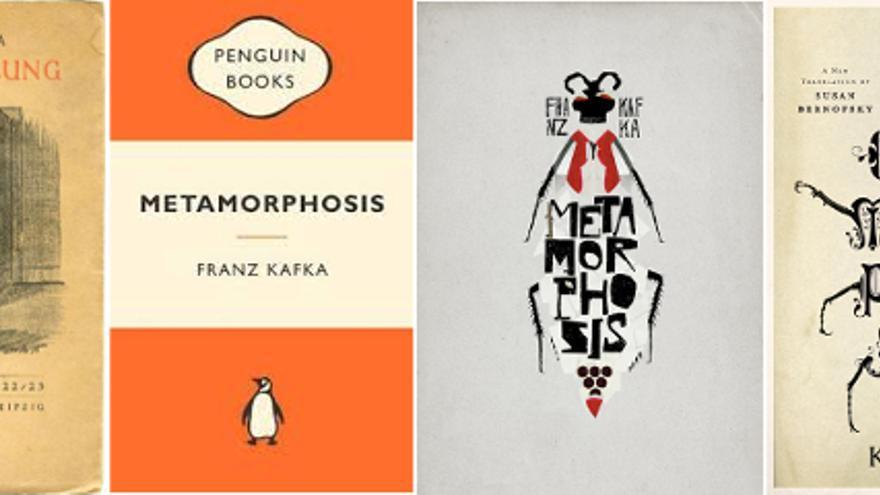 Algunas metamorfosis de Kafka que han evitado la peluda cuestión