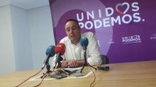 El exsecretario general de Podemos Cantabria José Ramón Blanco se postula para ser cabeza de lista en las autonómicas
