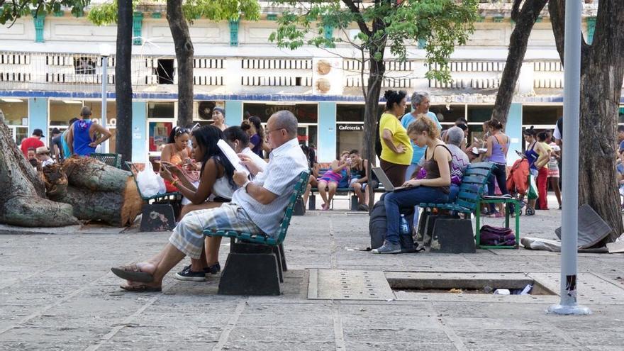 La visita del Papa se realiza en un momento crucial para el futuro de Cuba (Himar Bethencourt)