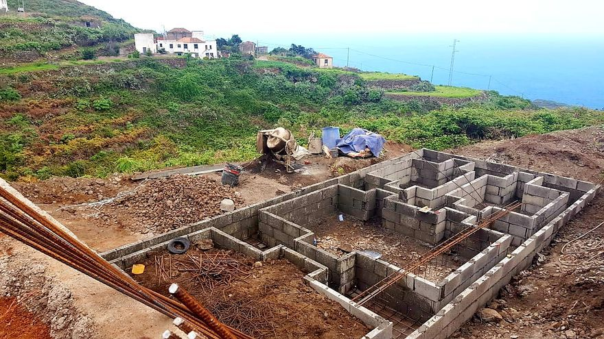 Construcción ejecutada por el Ayuntamiento.