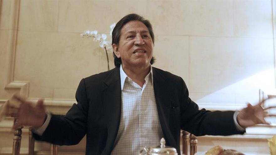EE.UU. pide a Perú mayor documentación para detener a Alejandro Toledo
