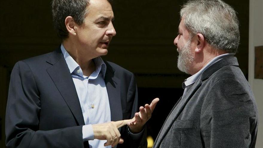 Zapatero y Lula protagonizarán un Congreso de Seguridad Jurídica en Latinoamérica
