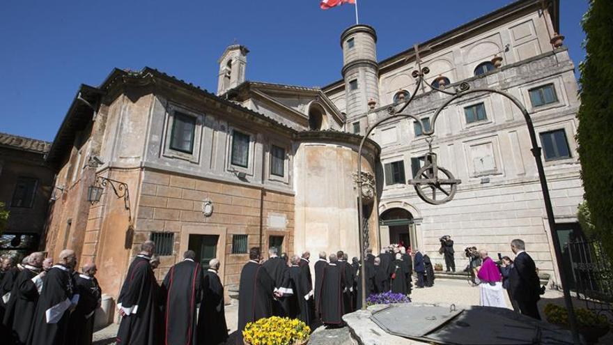 El italiano Dalla Torre del Tempio toma el mando de la Orden de Malta